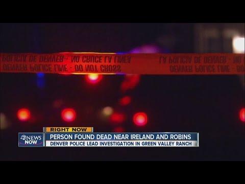 Denver Police investigating death in Green Valley Ranch