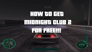 How To Download Midnight Club 2 PC For Free! (Very Easy)