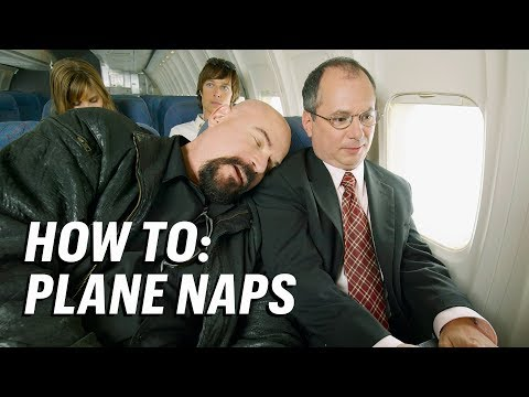 Tips for Sleeping on Planes || Thrillist Travel Guide