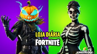 "FORTNITE-TODAY'S ITEMS STORE 13/10 | BOUGHT NEW SKIN HEAD-HOLLOW ""PUMPKIN HEAD SKIN"" 🎃"