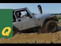 2016 Bantam Jeep Heritage Fesitval - Obstacle Course and Mud Pit
