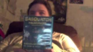 DVD Review: Sasquatch: The Legend of Bigfoot