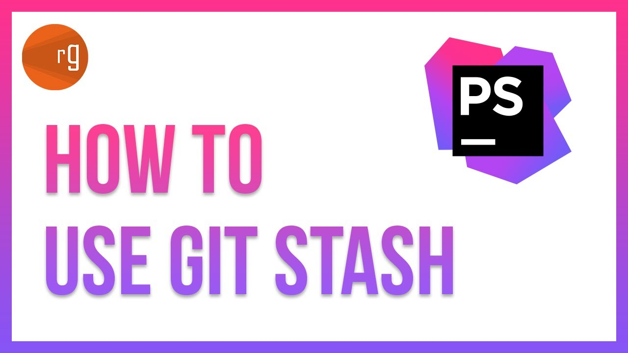 2min Quick Tip - How to use Git Stash in PhpStorm Tutorial