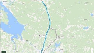 Трасса м8 Ярославль-Вологда часть 1