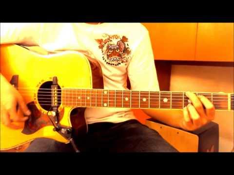 "Boxing Day Chords ""Blink-182"" ChordsWorld.com Guitar Tutorial"