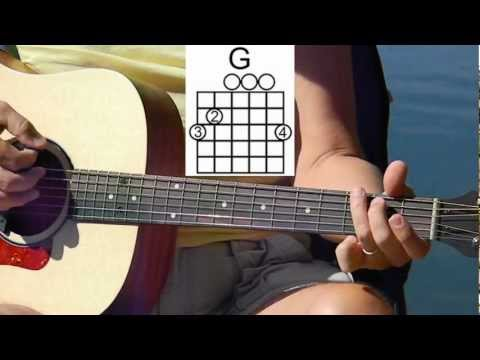 Easy - How to Play We Three Kings - Learn Christmas Songs on Guitar