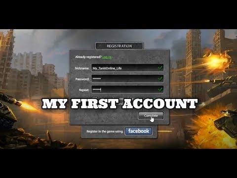 Tanki Online || Rank Up Video #1 || My_TankiOnline_Life
