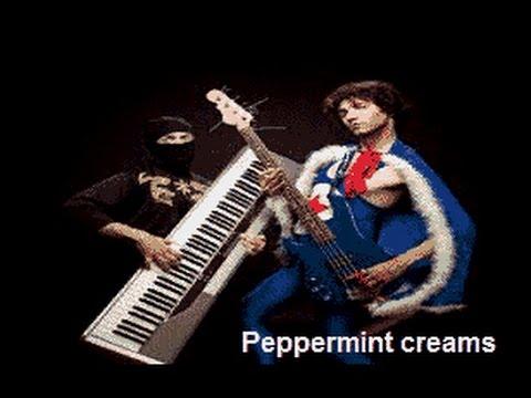 Ninja Sex Party - Peppermint Creams NERD KARAOKE