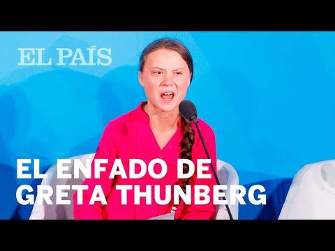 """El enfado de Greta Thunberg : """"¿Cómo os atrevéis? Habéis robado mis sueños"""""""