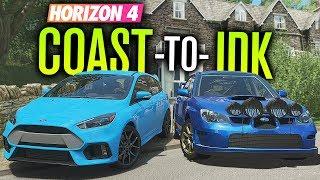 Forza Horizon 4 | Coast to... Somewhere?