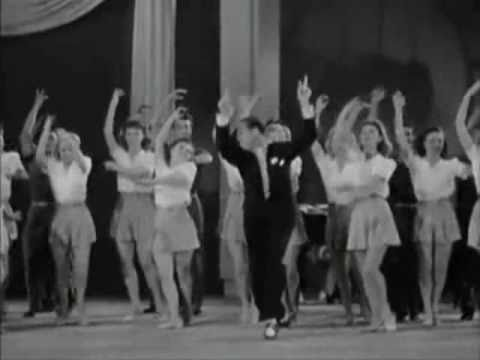Fred Astaire and Rita Hayworth - Hot Butter(Popcorn)