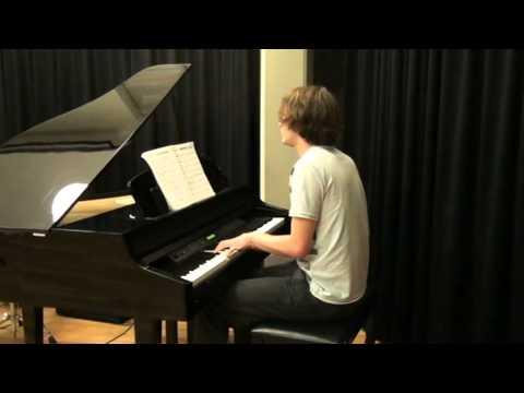 Autumn Leaves - Conservatorium of Music (Sydney) audition