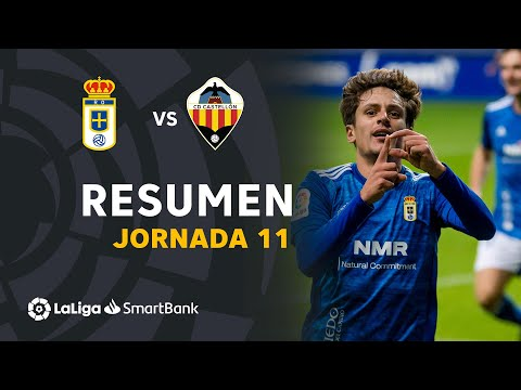 Oviedo Castellon Goals And Highlights