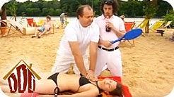 Reanimation am Strand   Die Dreisten Drei   SAT.1