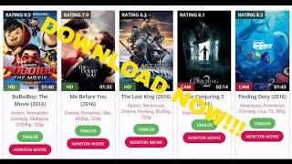 CARA DOWNLOAD FILM DI LAYARKACA21.COM || SUPER GAMPANG