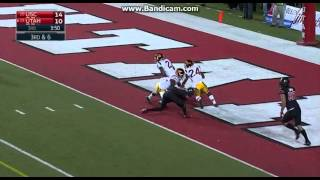 College Football: Utah Utes Vs The USC Trojans