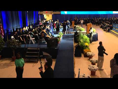 College of Education and Human Services Commencement, 2015: West Virginia University