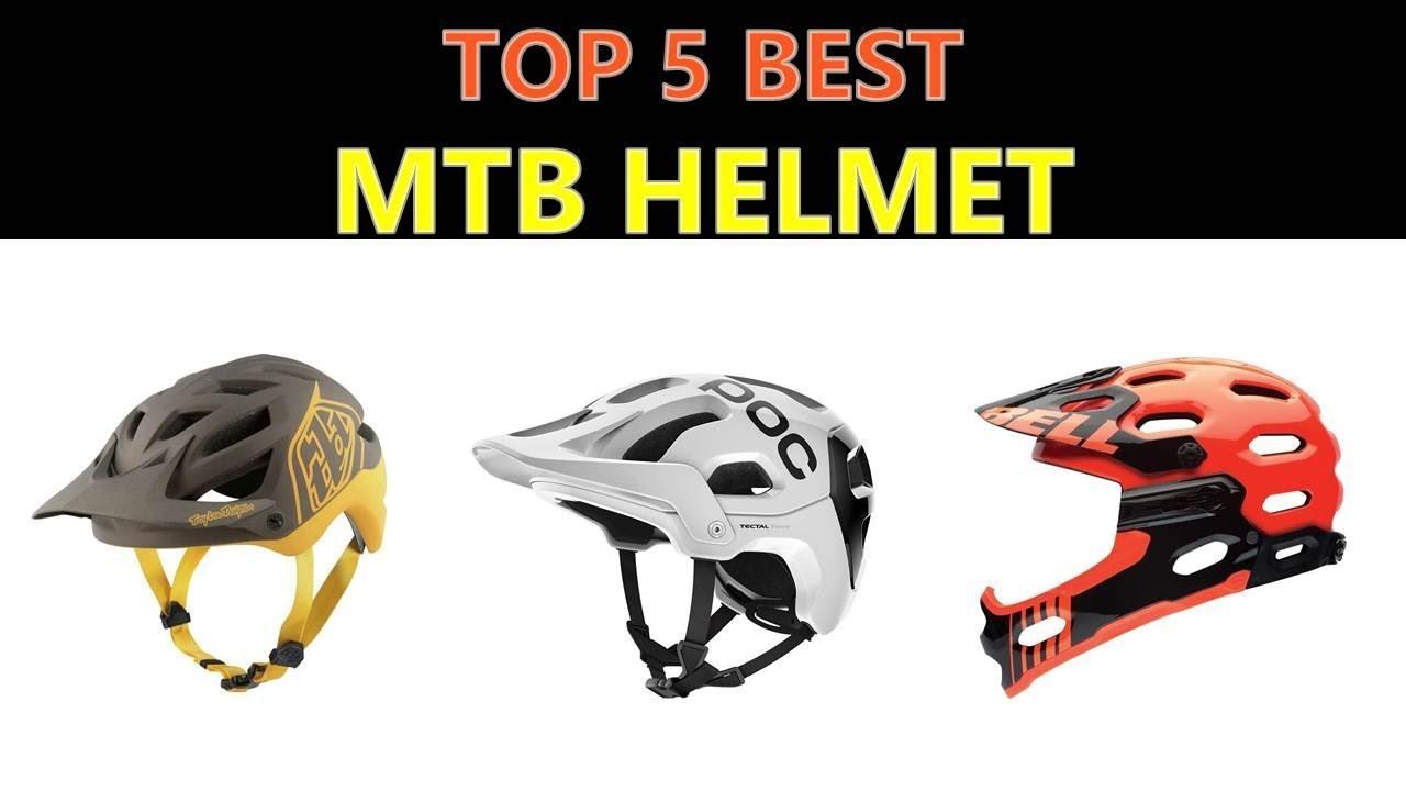 9d384657d8e Best MTB Helmet 2019 - YouTube