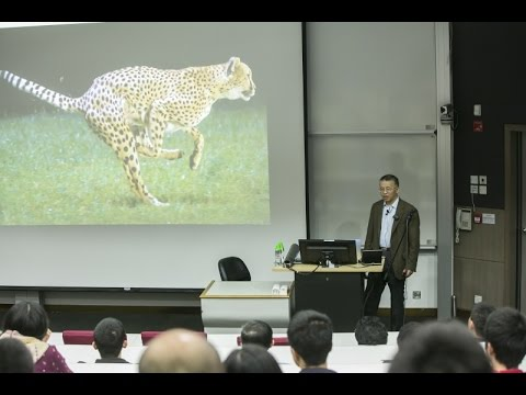 IAS Distinguished Lecture: Prof Gang Chen (12 Jan 2015)