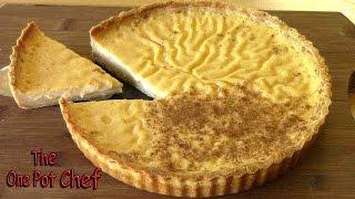 Custard Tart - Recipe