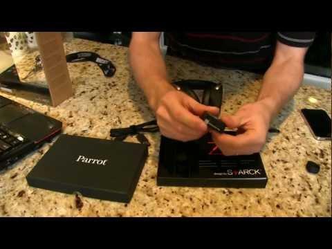 parrot-zik-by-starck-bluetooth-headphones-unboxing-&-review-linus-tech-tips