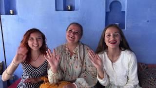 #Отзывы русских девушек о туре по #Марокко
