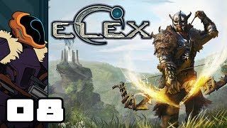 Let's Play Elex - PC Gameplay Part 8 - Oh Hey, We Made It!