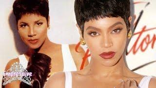 Beyonce pays homage to Toni Braxton   Toni Responds