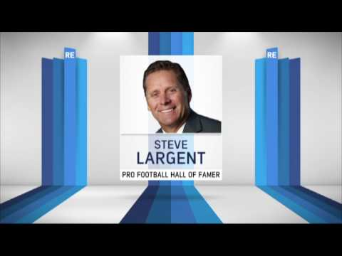 How Steve Largent Went from Oilers 4th Round Pick to Seahawks Hall of Famer | The Rich Eisen Show