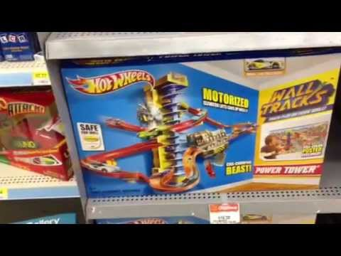 Power Tower Demolition by Hot Wheels on clearance!