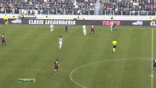 Juventus - Cagliari  |  A Great Combination