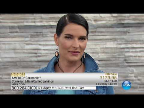 HSN | AMEDEO: King of Cameos Jewelry 05.04.2017 - 05 PM
