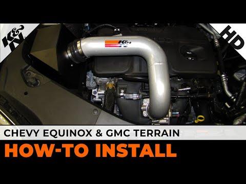 2010 - 2013 Chevrolet Equinox/GMC Terrain Air Intake ...