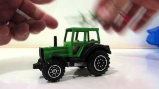 all my kids toys die cast welly farm tractor plow game for kids  טרקטורים חקלאיים לילדים