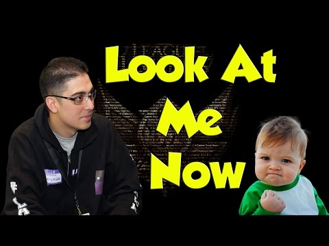 Bronze kid SamB with some funny inspirational words on Trick2g stream