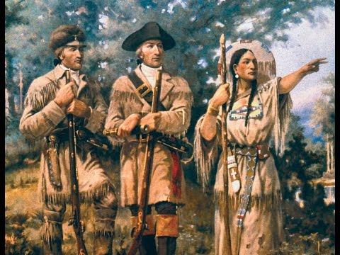Lewis and Clark: Sacagawea