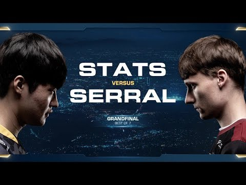 Stats vs Serral PvZ - Grand Final - 2018 WCS Global Finals - StarCraft II