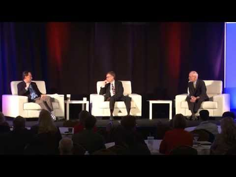 Slade Gorton & Rob McKenna - Morning Keynote - Washington 2015 State of Reform