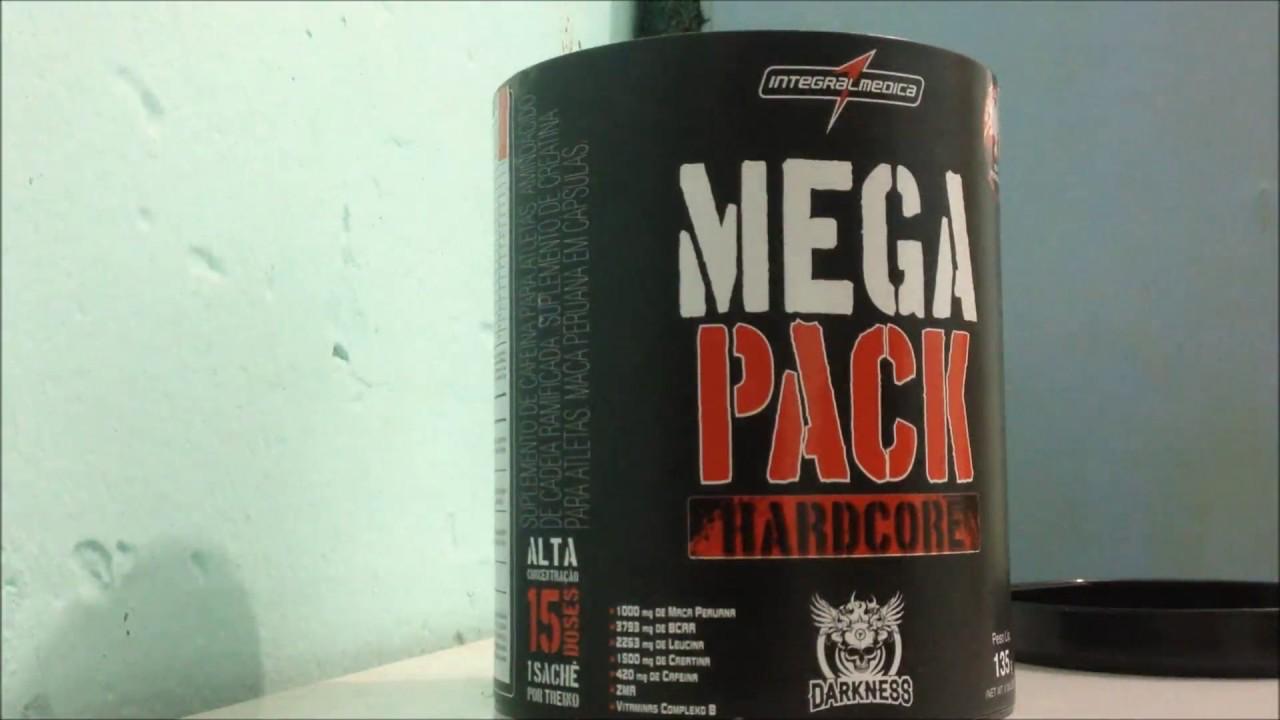 09f05e48d MEGA PACK HARDCORE INTEGRALMEDICA - YouTube