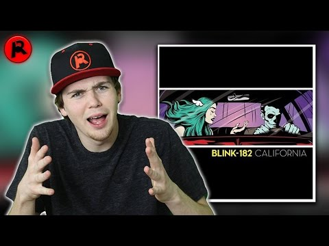BLINK-182 - CALIFORNIA DELUXE | ALBUM REVIEW