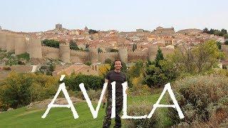 Una muralla muy espectacular   ESPAÑA   Viajando con Mirko
