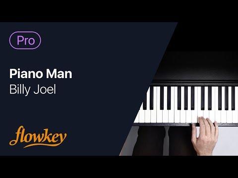 Billy Joel – Piano Man (Beautiful Piano Arrangement)
