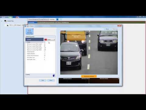 ALPR Server 1 Video Tutorial – Setup Basics