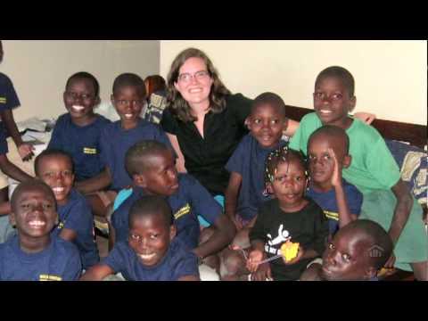 Iris' Year of Service at Hananasif Orphanage