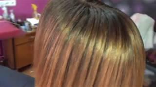 видео Карвинг волос - фото вариантов долговременной укладки на средние и длинные волосы