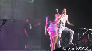 Nicki Minaj makes special appearance in Memphis during Meek Mill's performance