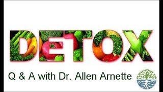 Cleansing & Detoxing Facebook Live PART II - Using Whole Food Nutrition