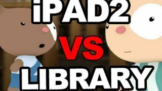 iPad 2 VS Your Local Library?