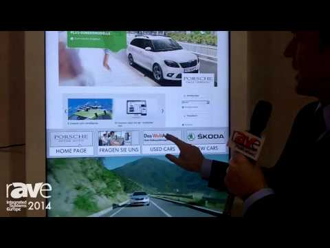 ISE 2014: Grassfish Presents Remote Expert System in Collaboration with Cisco