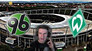 FIFA 15 BUNDESLIGA #039 [HD+][deutsch/german]   Hannover 96 vs Werder Bremen